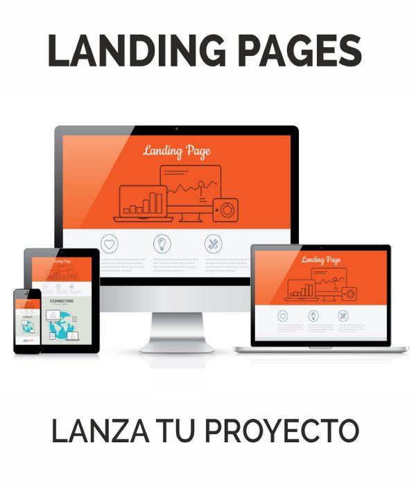 web-landing